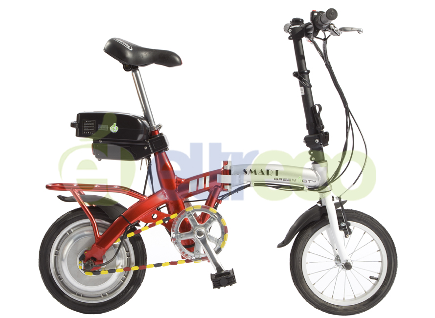 Электровелосипед Eltreco Green City Smart