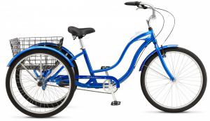 Велосипед Schwinn  Town & Country Blue (2016)