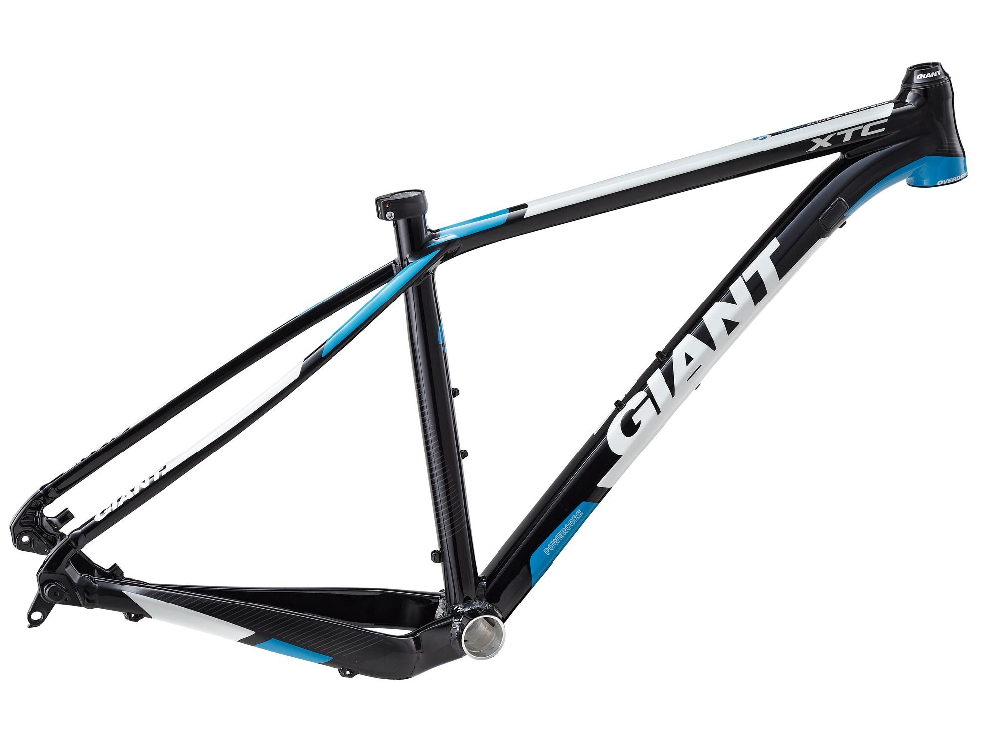 Рама Giant XtC 27.5-FR 22(XL) Black/Blue