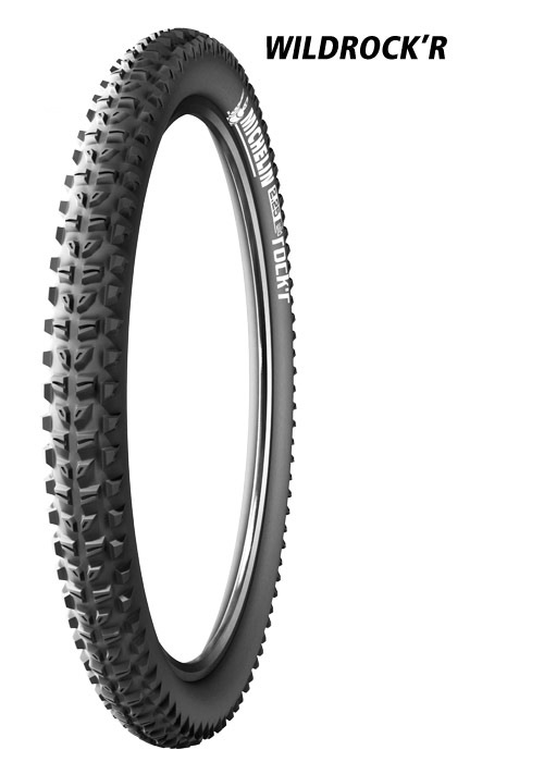 Велошина Michelin wildROCK'R 26X2.25 (57-559) фолдинг