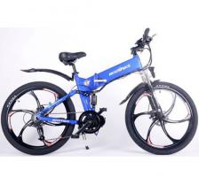 Велосипед Ecobike Ecoffect Hummer Middle drive (2017)