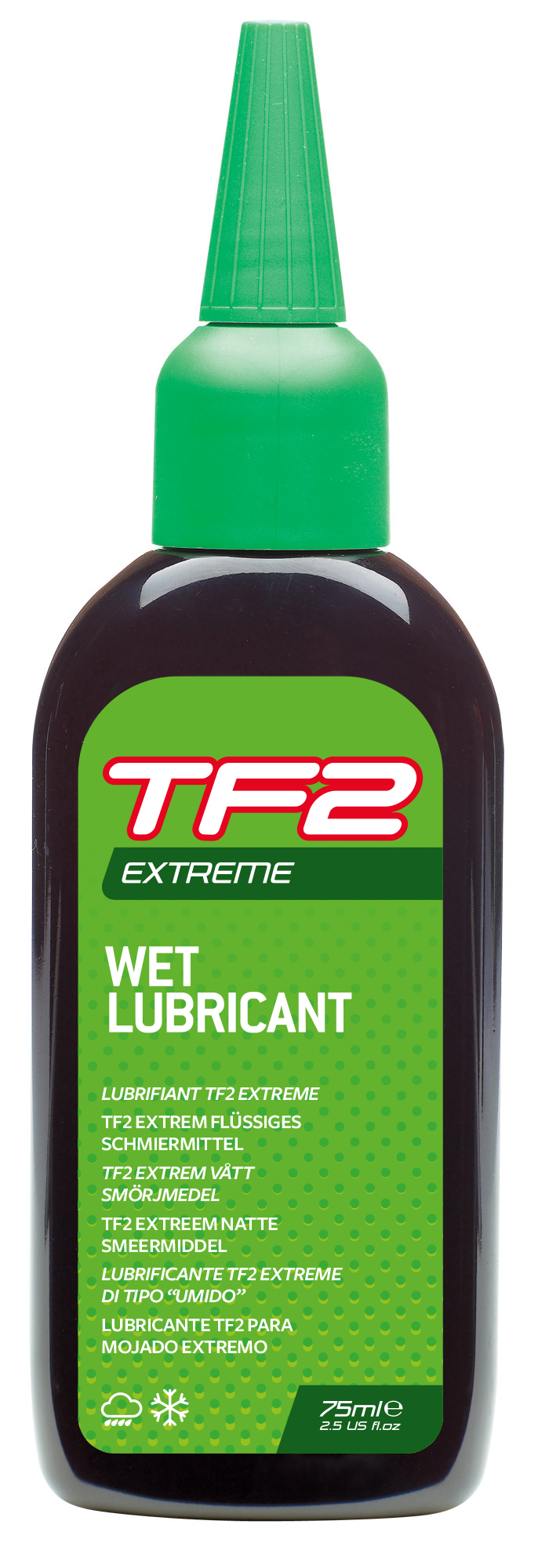Смазка 75мл TF2 EXTREME WET CHAIN LUBRICANT  WELDTITE