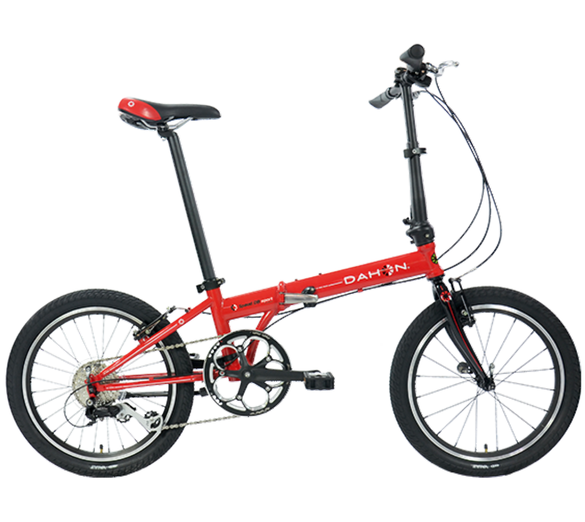 Велосипед Dahon Speed D8 (2017)