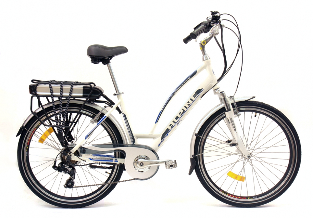 Alpine E-Bike 900 (2014)