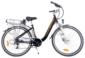 Электровелосипед Ecobike Ecoffect city bike 28 (2017)
