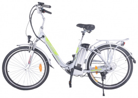 Электровелосипед Ecobike Ecoffect city bike 26 (2017)