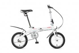 Складной велосипед LANGTU MK 1401